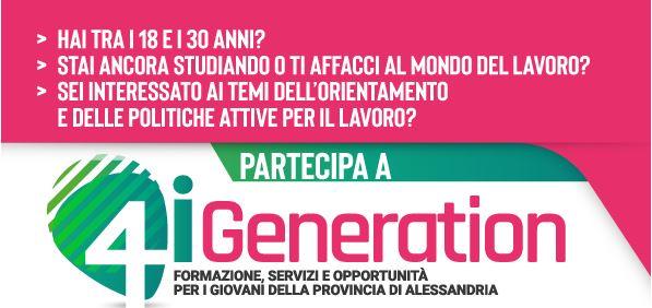 CORSO DI PROGETTAZIONE - 4iGENERATION