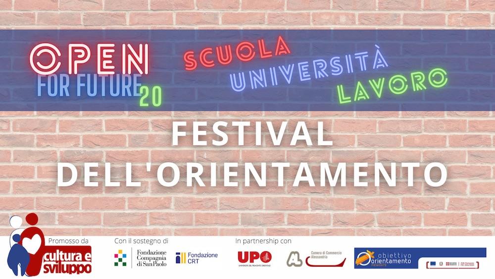 #openforfuture2020 | SCUOLA